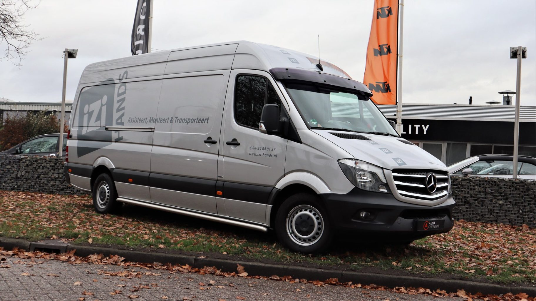 tuning mercedes benz sprinter w906 319cdi auto chippen. Black Bedroom Furniture Sets. Home Design Ideas