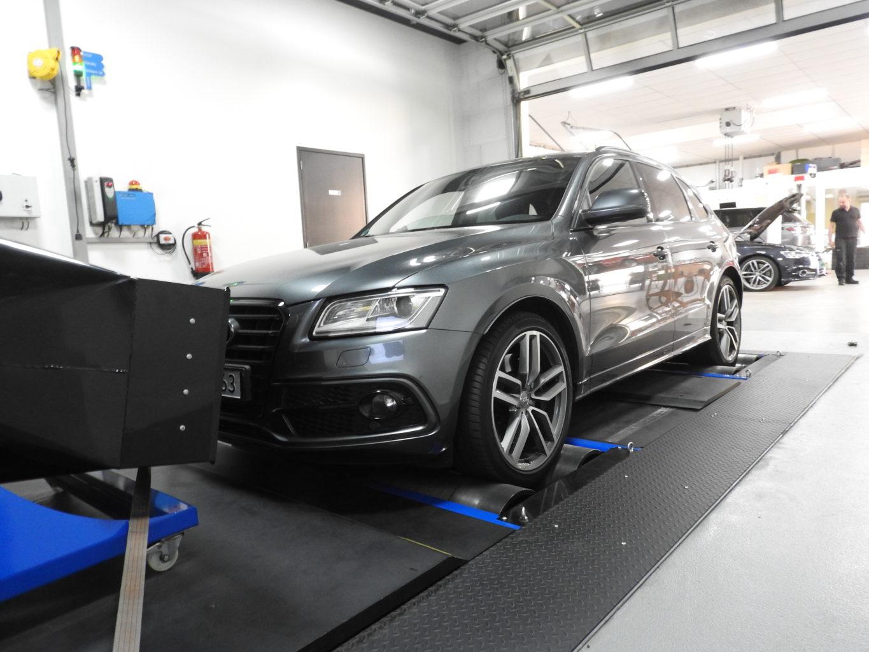 Chiptuning Audi SQ5 3.0 tdi