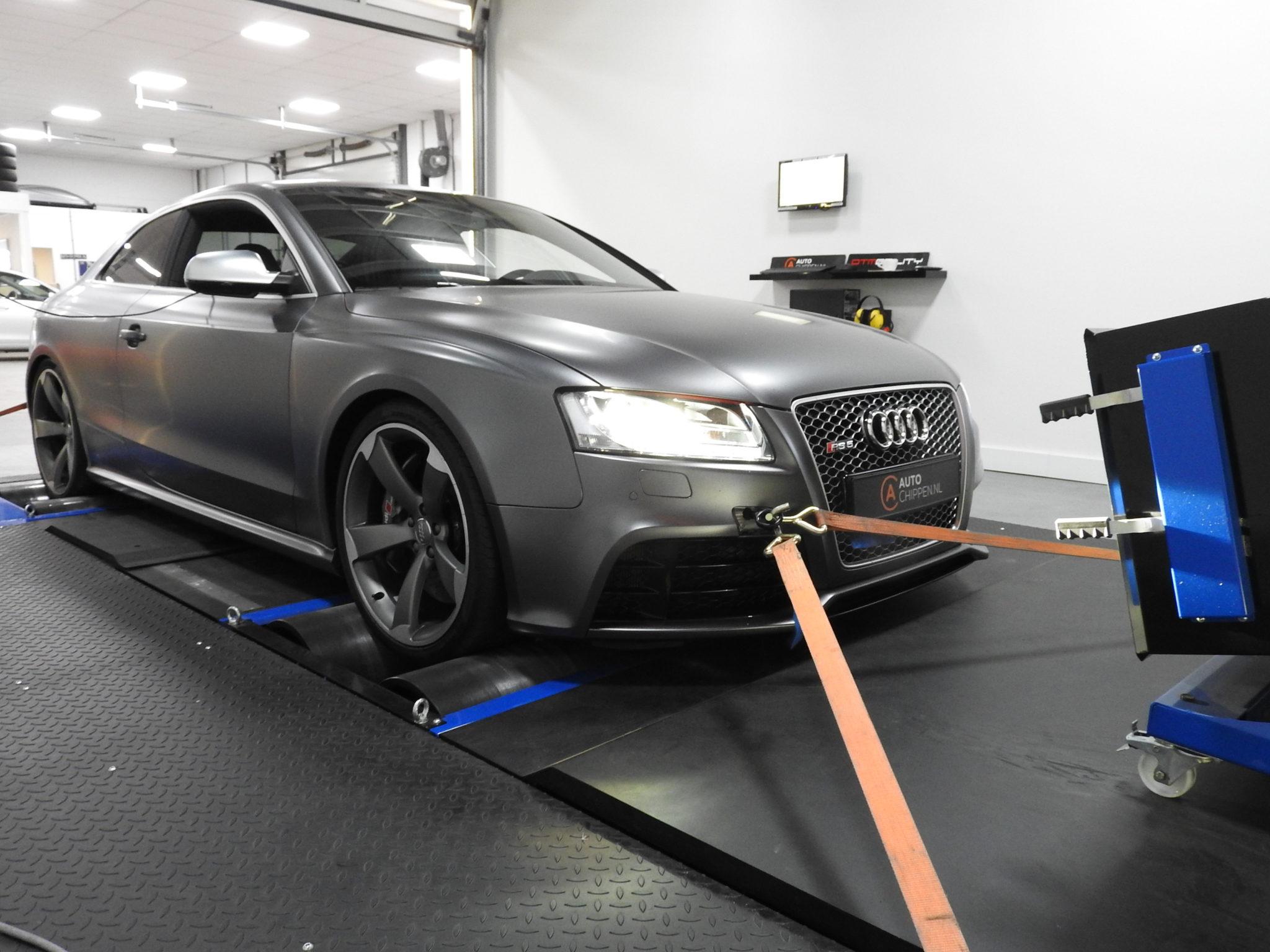 Chiptuning Audi RS5