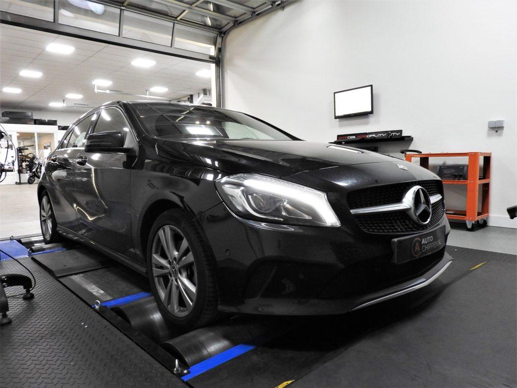 Mercedes-Benz A180 cgi