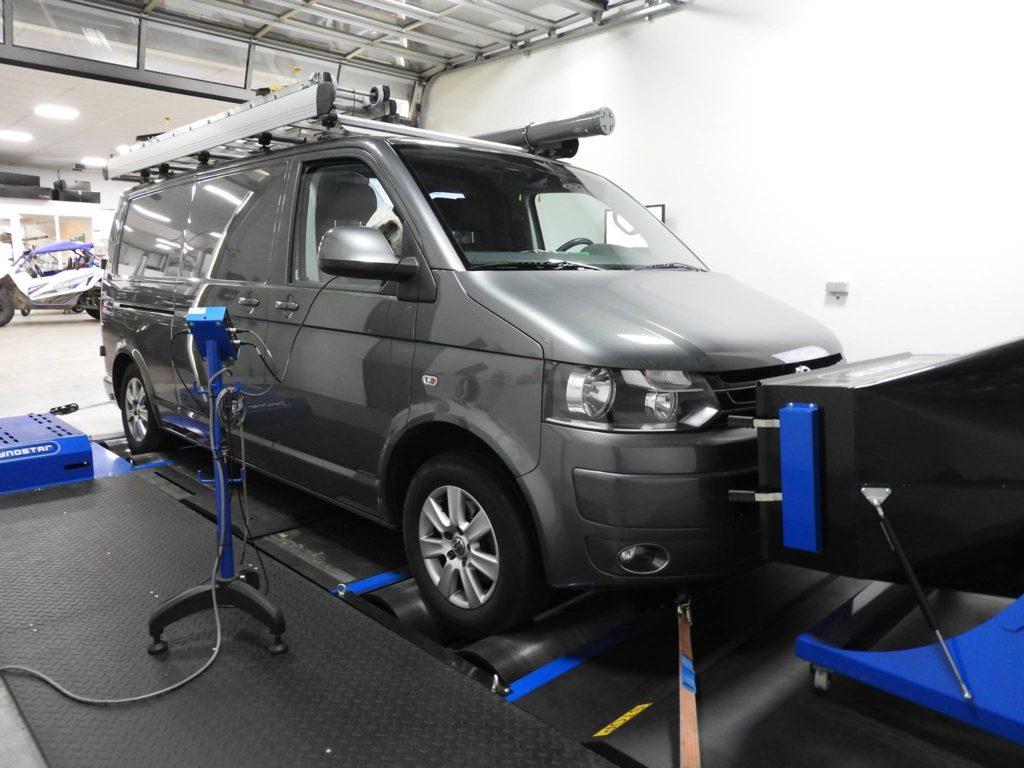 Chiptuning Volkswagen Transporter T5