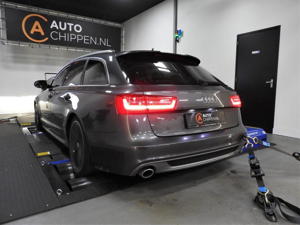 Audi A6 avant 3.0 TDI Bi-Turbo