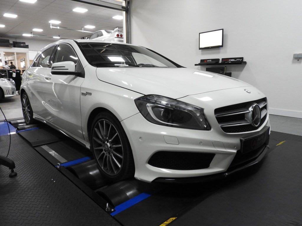 Mercedes Benz A180 cgi