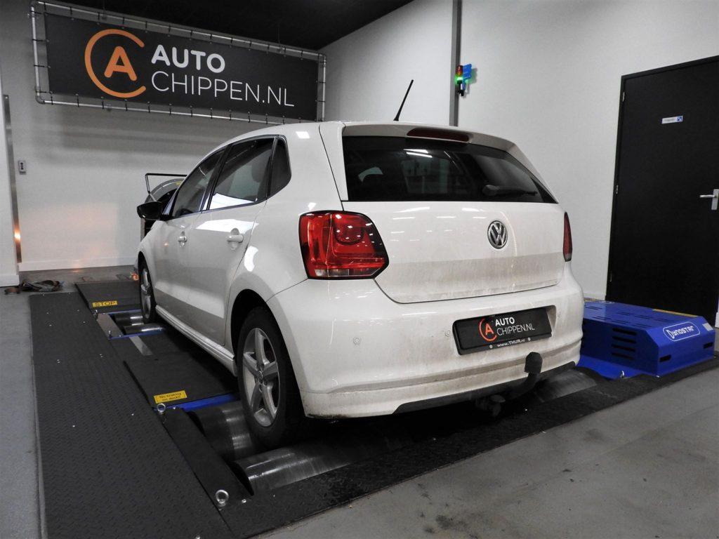 Chiptuning Volkswagen polo 1.2 TDI 75pk